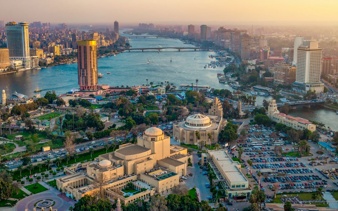 How to get a work permit in egypt?